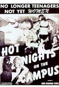 Ver película Noches de calor en el campus