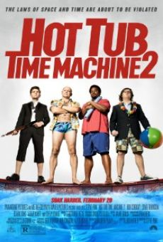 Hot Tub Time Machine 2 en ligne gratuit
