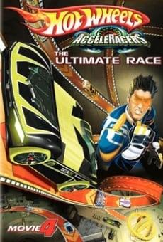 Hot Wheels Acceleracers la carrera definitiva