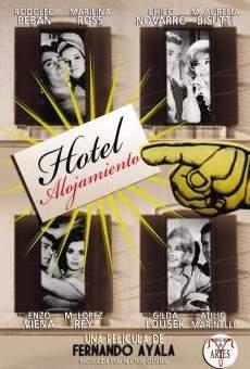 Ver película Hotel alojamiento