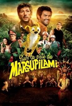 Sur la piste du Marsupilami on-line gratuito