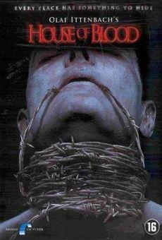 Ver película House of Blood