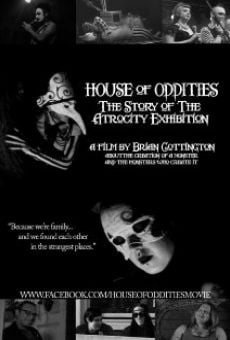 Película: House of Oddities: The Story of the Atrocity Exhibition