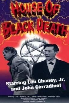 Ver película House of the Black Death