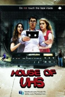 Película: House of VHS