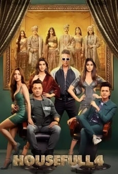 Housefull 4 online streaming