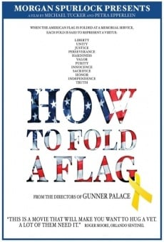 Película: How to Fold a Flag