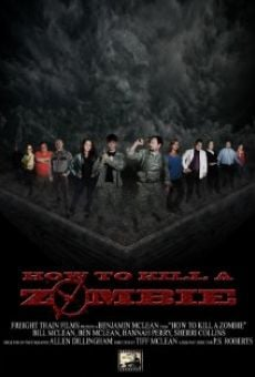 Ver película How to Kill a Zombie