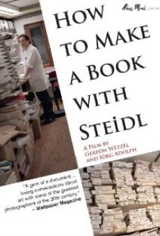 Película: How to Make a Book with Steidl