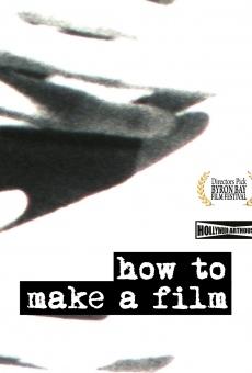Ver película Cómo hacer una película