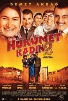 Ver película Hükümet kadin 2