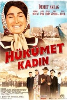 Ver película Hükümet Kadin