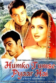 Ver película Humko Tumse Pyaar Hai