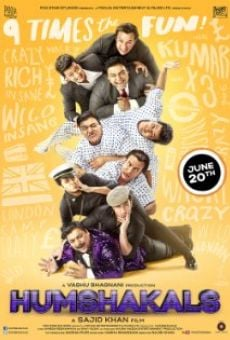 Humshakals online streaming