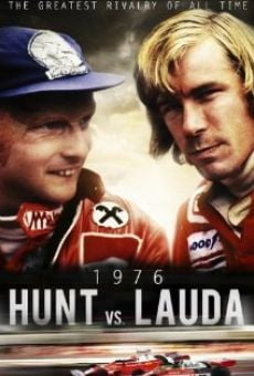 Ver película Hunt vs Lauda: F1's Greatest Racing Rivals
