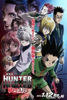 Película: Hunter × Hunter: Phantom Rouge