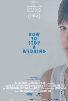 Ver película Hur man stoppar ett bröllop