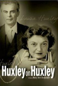 Huxley on Huxley online kostenlos