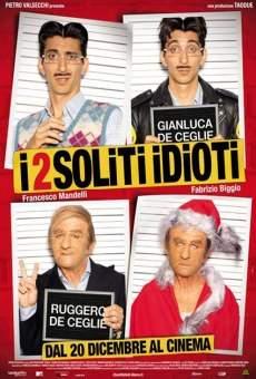 Ver película I 2 soliti idioti