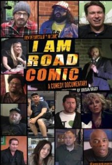 I Am Road Comic on-line gratuito