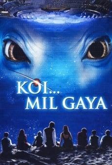 Koi... Mil Gaya en ligne gratuit