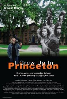 Ver película I Grew Up in Princeton