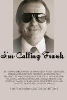 I'm Calling Frank online kostenlos