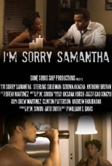 Watch I'm Sorry Samantha online stream