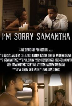 I'm Sorry Samantha online streaming