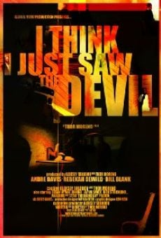 Ver película I Think I Just Saw the Devil