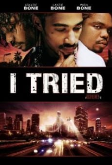 Ver película I Tried