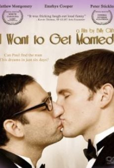 I Want to Get Married online streaming