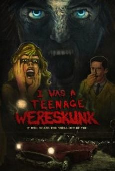 Ver película I Was a Teenage Wereskunk