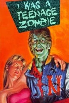 Ver película I Was a Teenage Zombie