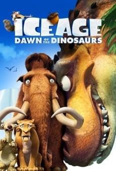 La era de hielo 3: El origen de los dinosaurios online