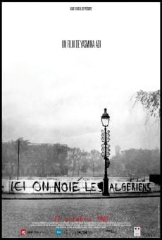 Película: Ici on noie les Algériens