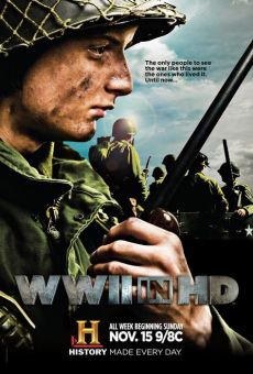 WWII in HD (WWII Lost Films: WWII in HD) gratis