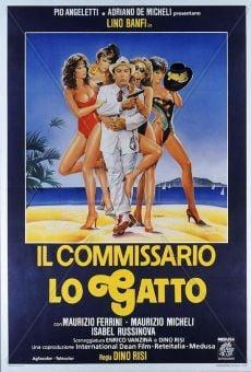 Il commissario Lo Gatto en ligne gratuit