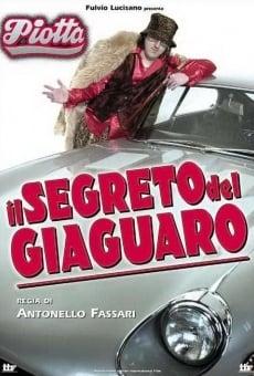 Ver película El secreto del jaguar