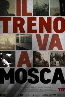 Ver película El tren a Moscú: un viaje a la utopía