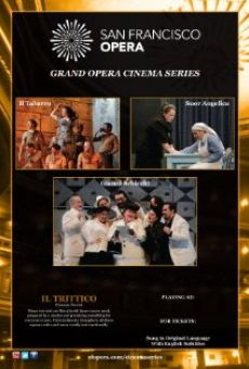 Watch Il Trittico online stream