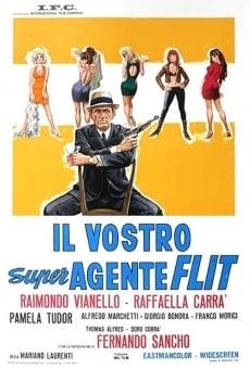Il vostro super agente Flit