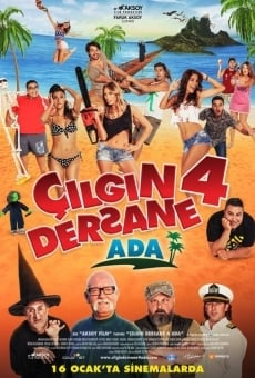 Çilgin Dersane 4: Ada online kostenlos