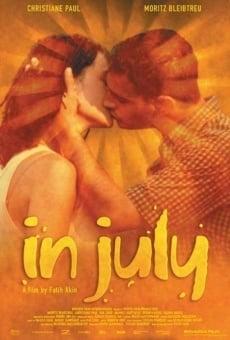 Julie en juillet en ligne gratuit