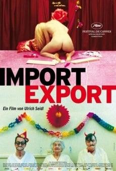 Ver película Import/Export