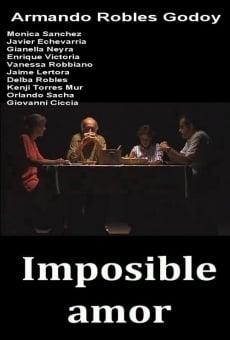 Ver película Imposible amor