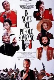 Ver película In nome del popolo sovrano