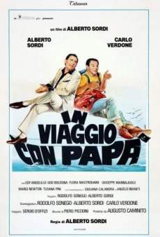 In viaggio con papà online streaming