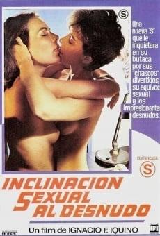 Ver película Inclinación sexual al desnudo