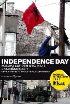 Ver película Independence Day - Kosovo auf dem Weg in die Unabhängigkeit
